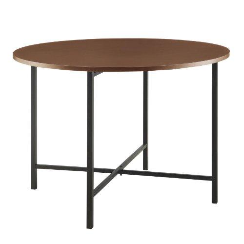 Carolina Cottage Round Durham Dining Table, (Carolina Cottage Black Dining Table)