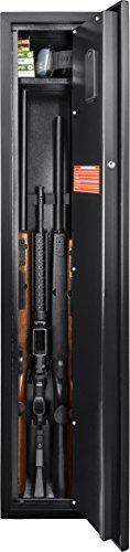 Barska Quick Access Biometric Rifle Safe AX11652