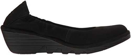 Fly London Women Pled819fly Closed Toe Pumps Black (Black) sale online rDP2TYuXr
