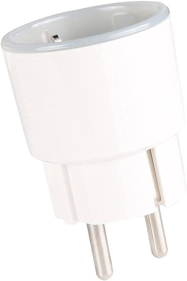 Compact Size WiFi Socket Modern Design WiFi Plug EU Socket Support Alexa,Google Home