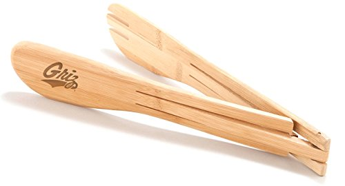 Montana Bamboo Tongs