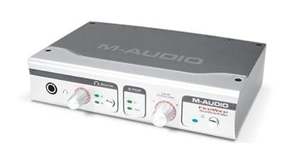 M-Audio FireWire Audiophile Digital Audio Interface