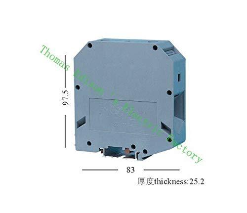 Davitu UK-95N UK Series Universal Terminal Block Terminal Connector/Cable Connector/Wire Connector/Splice 10PCS/Pack