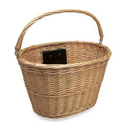 Electra Wicker Quick Release Bicycle Basket (Electra Bike Basket Release Quick Wicker)