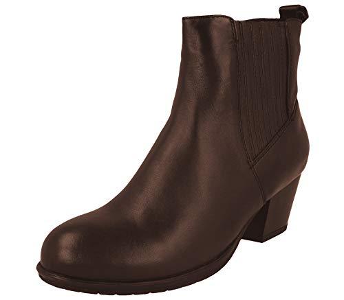 Stiefeletten Brown Gluv amp; R Damen Stiefel qW88H6v