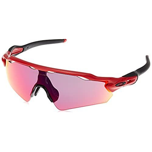 1a94e5c33c ... order oakley mens radar ev path a non polarized iridium rectangular  sunglasses redline 35 mm 4a8d7
