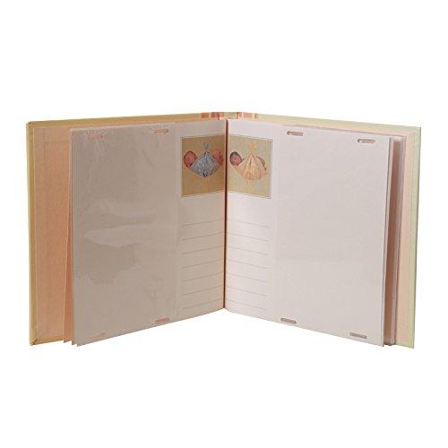 existe aussi en bleu espace pour /écrire les commentaires,Dimensions : 18.30x18.30 cm Album Photo B/éb/é /à pochettes Nursery Room Rose pour 24 photos 10x15 cm pages illustr/ées