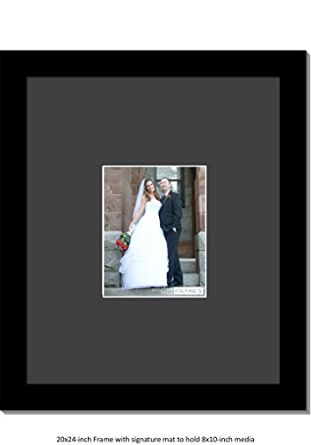 Creative Picture Frames CreativePF [8x10-24x30bk-b] for sale  Delivered anywhere in USA