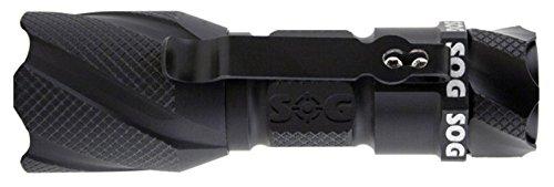 New SOG DarkEnergy 214 Lumens Flashlight Blindingly Bright Tactical Light