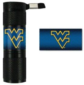 (NCAA West Virginia Mountaineers LED Flashlight)