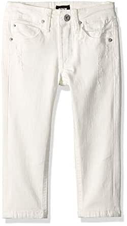 Hudson Boys Jagger Slim Straight Jean Jeans - Blue - 2T