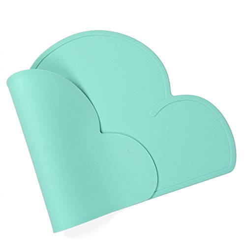 Valiry Cloud Silicone Washable Placemat product image
