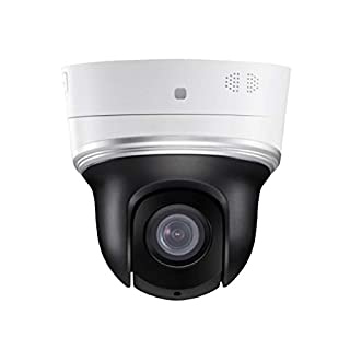 2MP POE WiFi PTZ IP Camera Darkfighter OEM DS-2DE2204IW-DE3/W Wireless Pan Tilt 2.8mm~12mm 4X Optical Zoom 1080P Dome Security Camera with 65ft Night Vision, Audio & Alarm I/O,SD Card Recording,H.265+