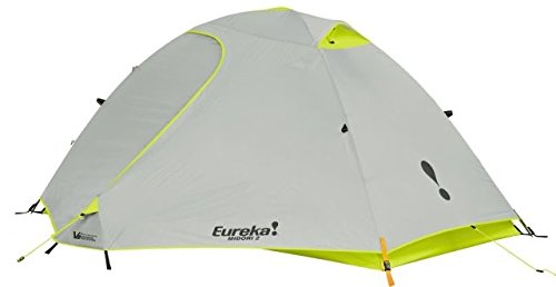 Eureka Midori 2 Person Waterproof Backpacking Tent, (Eureka Frame)