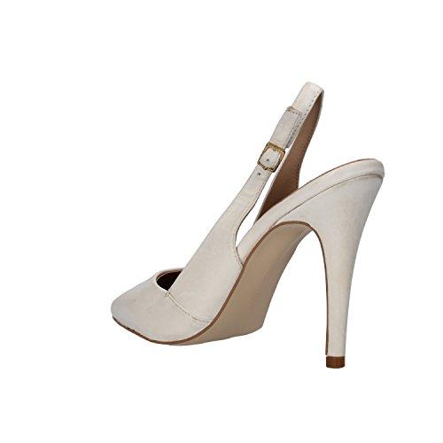 Pour Sandales Carmens Carmens Femme Gris Pour Gris Pour Sandales Femme Sandales Carmens wOWn6EC
