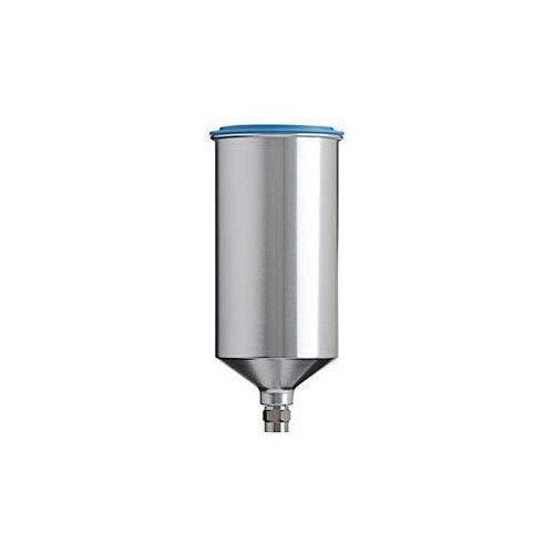 Iwata 6034E PCG10EM 1000ml Aluminum Cup SST Fluid Joint