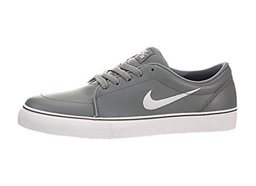 Nike Satire Leather - Cool Grey / White, 9 D US