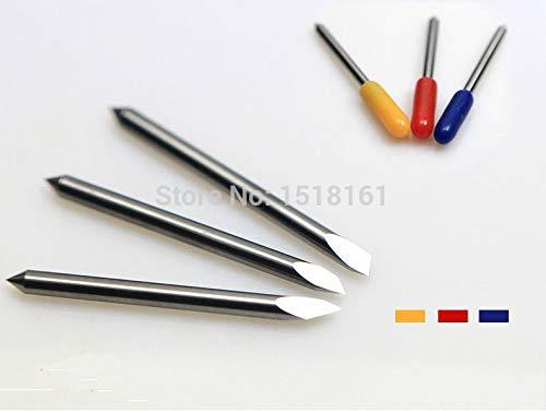 1 lot 15 pcs/lot 30/45/60 Degree Mimaki Cutting Plotter Blade Mimaki Vinyl Cutter Plotter Blade by Congo Plaxika (Image #4)