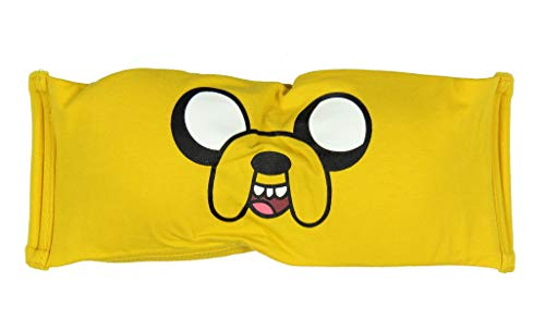Adventure Time Jake Face Juniors Bandeau Bra