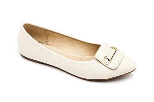 machi-womens-milki-3-beige-pu-ballerina-safety-pin-embellished-flat-9