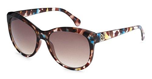 Women's Fashion floral prints Cat Eye Sunglasses Eye Styled - Floral Eye Cat Sunglasses