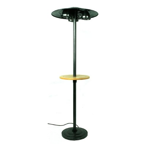 Patio Table Heat Lamps - 9