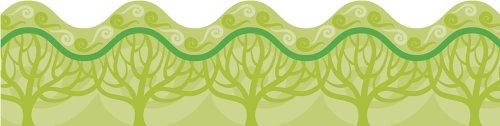 (Carson Dellosa Eco-Trees Borders (108081))