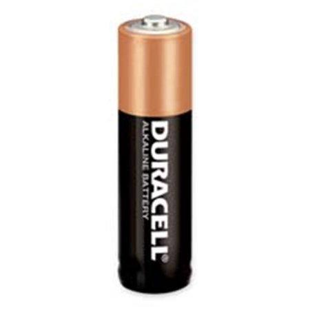 Duracell DURMN15RT12Z Alkaline Battery- AA- 12-PK WLM