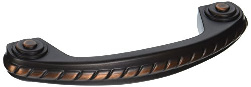 Amerock BP53470-ORB Allison Scroll Pull 3-Inch Centers, Oil Rubbed Bronze - 25 Pack