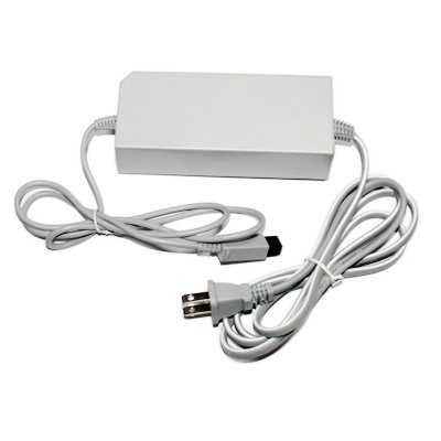 Nintendo RVL-002 Wii (not Wii U) AC Power Adapter - Bulk Packaging