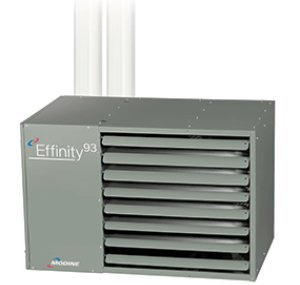 Modine PTC110 Effinity93 Gas Heater, 110,000 BTUH, 115V, Separated (Gas Commercial Unit Heater)