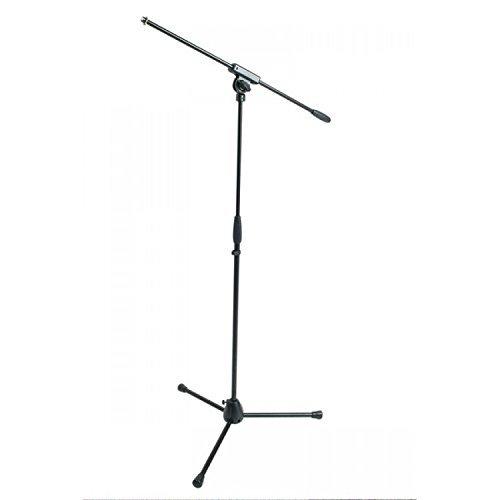 150 opinioni per PROEL RSM100- Asta nana a giraffa per microfono, con base tripoide in nylon,