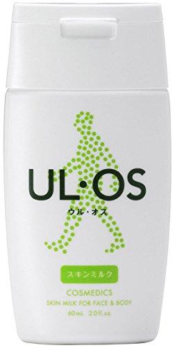 ULOS Skin Milk Lotion 60ml (Body Milk Shave)
