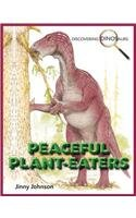 Download Peaceful Plant Eaters (Discovering Dinosaurs) pdf