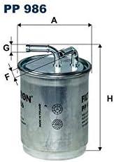 Filtron PP986 Inyecci/ón de Combustible