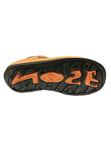 179B Orange PEN1050 Vintage Black UK9 Suede Sneakers Nose 54qw77