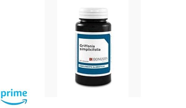 CAP. GRIFFONIA SIMPICIFOLIA 60 60 CAP: Amazon.es: Salud y ...