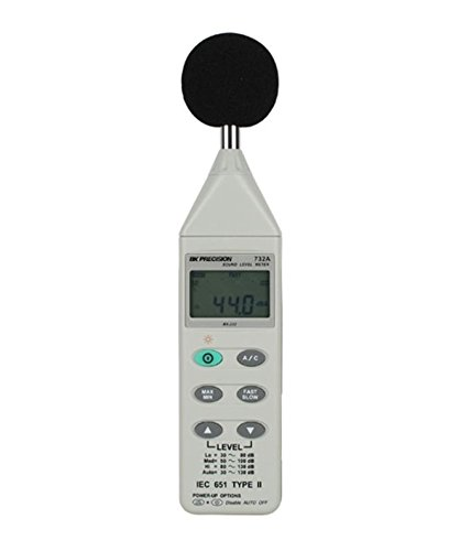 B&K Precision 732A Digital Sound Level Meter with RS-232 Capability by B&K Precision