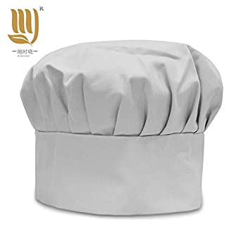 Gorro de Cocinero Chef Blanco: Amazon.es: Ropa y accesorios