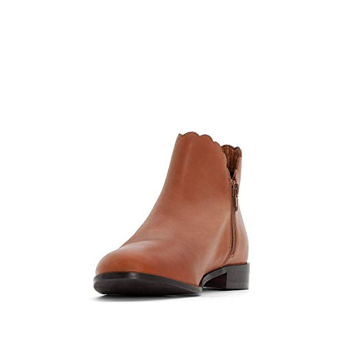 Buy la redoute collections womens cut-out ankle boots