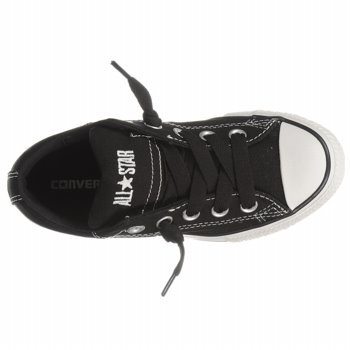 Converse Kids Chuck Taylor All Star Street Mid (Infant/Toddler) Black