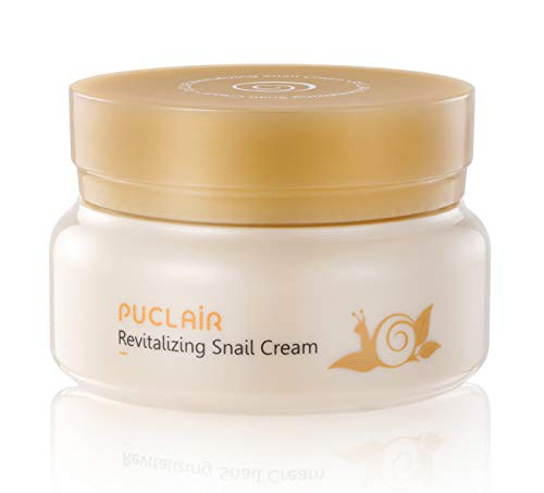 PUCLAIR Korean Moisturizer Skincare Snail Mucin Repair Cream (95.5% Snail Mucin Filtrate), 50ml
