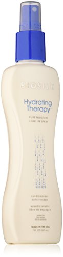 Biosilk Hydrating therapy pure moisture leave in spray, 7oz, 7 Fluid Ounce