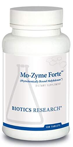 Amazon.com: mo-zyme Forte 100T – Biotics: Health & Personal Care