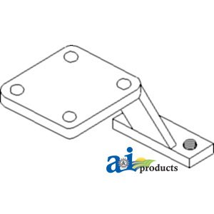 A&I - Steering Bracket Assembly (Farmall). PART NO: A-3049