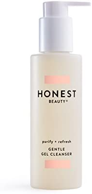 Honest Beauty Gentle Cleanser Fluid product image