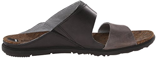 Women's Black Sandal Town Slide Around Merrell T8OqdHxT