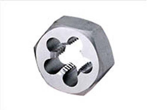 M18 Dormer F302M18 Hexagon Rethreading Dienuts Bright High Speed Steel Diameter 1.48 Height 11//16 Plug 2.5 mm