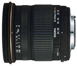 シグマ 24-60mm F2.8 EX DG ニコン用   B0002ALDRC