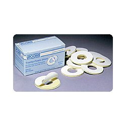 Urocare Tracho-Foam Large Foam Disc with Adhesive, 1/ 8'' x 1'' x 2 5/ 8'' (UC5310) Category: Cannulas and Tracheostomy Supplies
